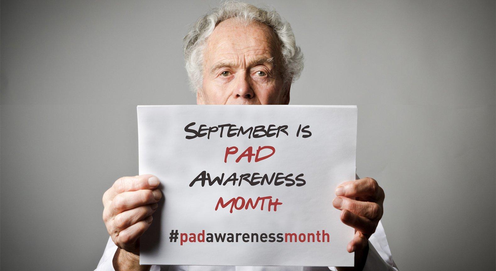 PAD_Awareness_Guy